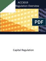 Week 7 Bank Regulation