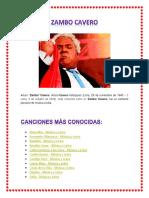 Cantantes criollos2