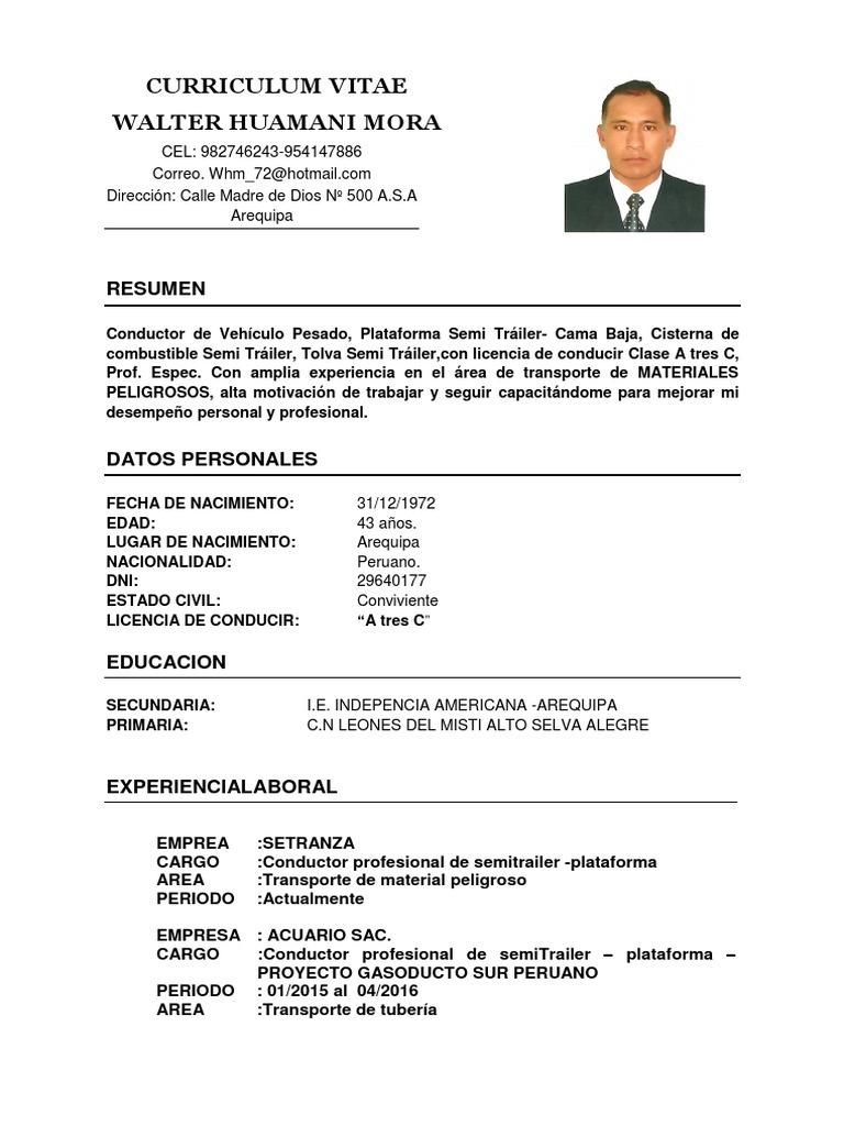 Lujoso Tubería Currículum Vitae Colección - Ejemplo De Colección De ...
