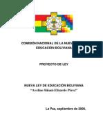 Proyecto de Ley Avelino Siñani