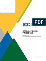 ICC Carbon Pricing Principles
