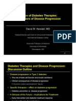 Review of Therapies in Relation to Key Drivers - KENDALL