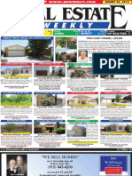 Real Estate Weekly - August 26, 2010