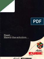RubiksCubeSolution