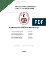 Evaluación Ambiental Estratégica San Martin