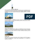 Popocatépetl e