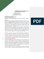 El Papel de Los Registros de Representación Semiótica en La Enseñanza y El Aprendizaje Del Cálculo