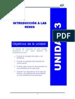 Introducción a las redes Unidad_3