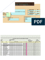 Format RAPOT Sem. Ganjil 2016 Excel