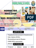 Iso 9001 2008 Sgc Requisitos