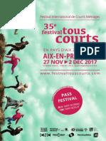 Festival Tous Courts 2017 Coups de Coeur Trets