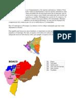 Municipios de Nicaragua