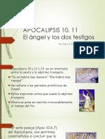 APOCALIPSIS 10, 11
