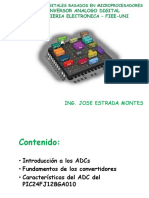 7. Conversor ADC