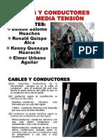 Cables y Conductores Para Media Tensión