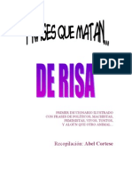 LIBROS - Cuentos - Diccionario de La Risa - Frases Que Matan de Risa