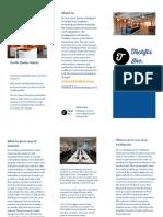 tech brochure