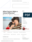 What Factors Make a School Effective_ _ the Edvocate