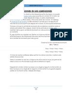 INF. Colisiones en DOS Dimensión