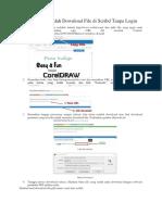 Tutorial Cara Mudah Download File Di Scribd Tanpa Login