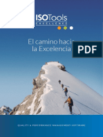 Dossier Isotools Excellence