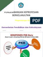 Angka Kredit DR Muslih (Pengenbangan Keprofesian Berkelanjutan)