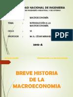 Historia de La Macro