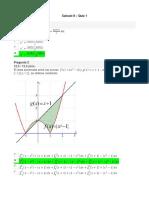 Calculo II Examen Parcial
