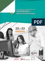 Brochure III Congreso Internacional de SSO Lima 2016