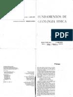 Fundamentos de Geología Fisica Lee y Judson