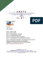 Hatha Yoga Course PDF
