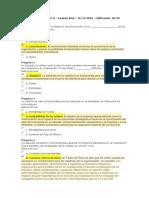 Proceso Estrategico II Examen Final