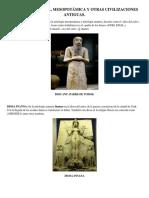 Dioses de La Antigüedad