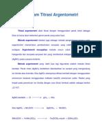 Metode Dalam Titrasi Argentometri 2