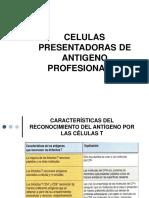 Presentación de Antigeno Clase i y II Cph 2010