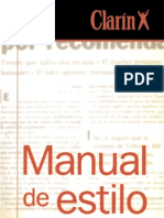 Manual de Estilo CLARIN