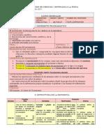 Planeacion de Fisica 1er Bloque 2016-2017