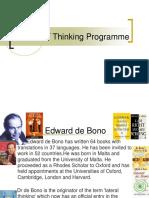 CoRT Thinking Programme