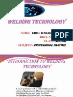 Weilding Technology