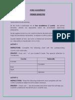 FORO1 Activities (1)