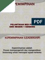 Kepemimpinan PMR