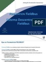 Curso ISA Fieldbus Foundation Agosto 2016