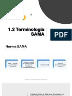 1.2 Terminología SAMA
