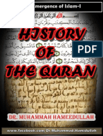 History of the Quran, Dr. Muhammad Hameedullah 2