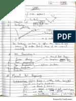 Cam Scanner notes