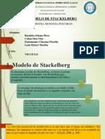 Modelo Stackelberg