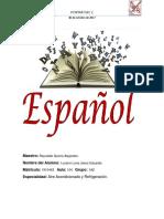 Secuencia didáctica 2 Español 1