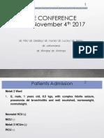 CC 4 Nov 2017 Seizure