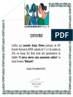 Leonardo Araújo Oliveira