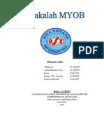 Makalah MYOB(2)